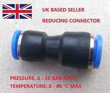 10mm à 6mm Réduire pneumatique tube tuyau à repousser connecteur tige