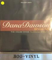 "DANA DAWSON -SHOW ME 12"" House Dance Vinyl Record Ex+ PROMO"