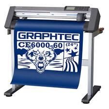 24 Graphtec Ce6000 60 Plus Vinyl Cutterplotter Free Delivery