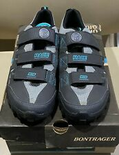 """Bontrager """"R"""" Race Mountain WSD Womens Cycling Shoes Gray SZ US 8.5 NEW DISPLAY"""