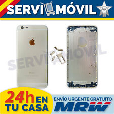 "Chasis para Iphone 6 Plus 5.5"" Oro Dorado Marco Tapa Bateria Carcasa Housing"