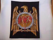 Slayer Gold Eagle Back Patch