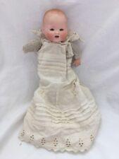 Antique Dream Baby Armand Marseille AM Germany 351 / 210X Cloth Body