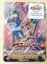 Starlight Road YuGiOh 5D's Duelist Pack Collection Tin with Promo Card Sealed