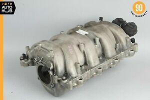 07-12 Mercedes R230 SL550 GL450 S550 E550 Engine Motor Air Intake Manifold OEM