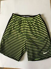 "NIKE DRY Mens Football / Training Shorts Dri Fit Size Small  (9"")"