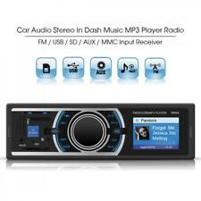 Stereo In Dash Music Reproductor de MP3 Radio Receptor de entrada USB / SD / AUX