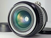 [Excellent!!] Nikon Ai-S Nikkor 24mm f/2.8 Wide Angle MF Lens Japan AIS JP SLR F