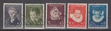 NVPH Netherlands Nederland 683-687 used 1956 Child stamps MORE in ebay.nl shop