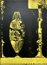 Graham SUTHERLAND Three organic forms original hand signed lithography