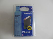 PELIKAN light magenta tg. 1004 for Epson Stylus Photo R 200 300 RX 500 600