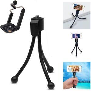 Universal Mini Desktop Tripod Stand Holder Grip for Camera DV Webcam Cell Phone