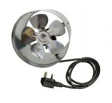 """8"""" Inline Duct Booster Fan Exhaust Blower Home Grow Tent Room Indoor Grow UK"""