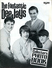 The Fantastic DeeJays *** Magazine  ' Collectors Photo Book'   (USA 1987)