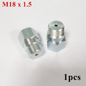 OXYGEN SENSOR EXTENDER Spacer O2 Lambda Sensor For M18 x 1.5  Steel