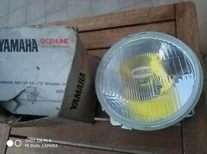Faro Riflettore Lente Head light - YAMAHA XTZ750 FZR750 XT600 XTZ XT 750 600 OEM