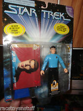 STAR TREK 30TH ANNIVERSARY FIGURE MR. SPOCK FROM PLAYMATES, NEVER OPENED