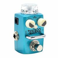 Hotone Skyline Series TREM Compact Analog Tremolo Guitar Effects Pedal STR-1