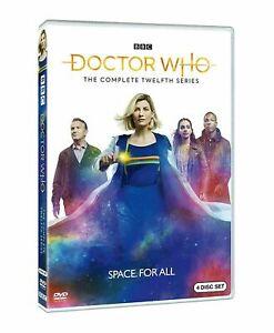 Doctor Who Dr Who Season 12th Twelveth DVD Full season, Free Expedited Shipping