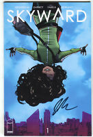 Skyward 1 Image 2018 NM 1st Print Signed Joe Henderson Sifi Movie Sony Optioned