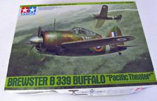 "Tamiya 61094 1/48 Brewster B-339 Buffalo ""Pacific Theater"""