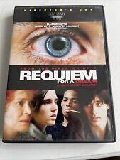 Requiem For A Dream Director'S Cut Dvd