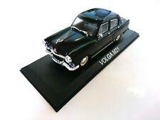 VOLGA M21 NOIRE 1:43 - VOITURE MINIATURE COLLECTION IXO IST CAR AUTO -BA100