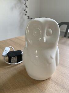 White Rabbit England Owl Lamp