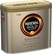 Nescafé Gold Blend Instant Coffee 750G - FREE P&P