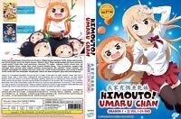 ANIME DVD Himouto!Umaru Chan Season 1+2(1+26End)English sub + With GIFT