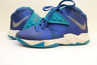 Nike Lebron James Zoom Soldier 7 Basketball Shoes Style 599818-401 Sz 6.5Y