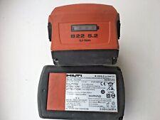 2x batería 12v 2500mah sustituye Hilti sbp-12 sfb-125 sfb-105 0031-5082 Battery