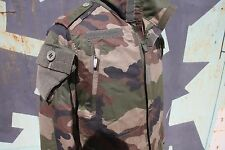 FRENCH ARMY LE SF CCE WOODLAND SMOCK  T4 S 2   SIZE L /L  NEW  ANTI MOSQUITO