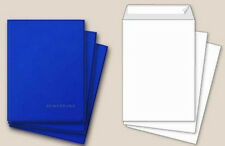 Brunnen Bewerbungs-Set mit Versandtaschen, A4, dunkelblau