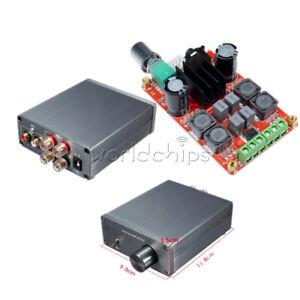HIFI Class 2.0 Stereo Digital Amplifier TPA3116 50W + 50W Amp