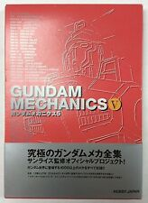 Gundam Mechanics V - Japanese Art Book - Hobby Japan - 2000