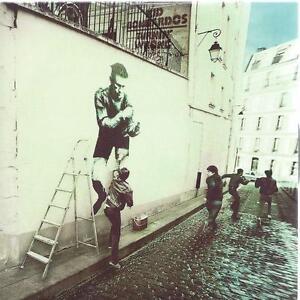 CD album KID BOMBARDOS TURNIN' WRONG advance DEEJAY / PRO ref: france  QQ