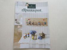 Wendt & Kühn Elfpunktepost  Magazin  Erzgebirg.Volkskunst,Frühj/Somm.2017 NEU