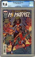 Magnificent Ms. Marvel #5A CGC 9.6 2019 3829723003
