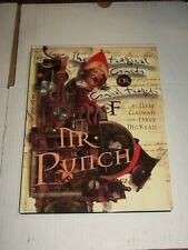 Dc Comics Vertigo Mr. Punch by Neil Gaiman & Dave McKean Hardcover Hc