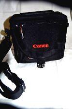CANON - LOWEPRO - UNIVERSAL PHOTO BAG WITH   IMPREGNATE  RAIN,SNOW COVER +STRAPS