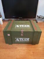 A-team Ateam box in legno dinamite serie completa wooden box series