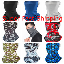 Multi-Use Face Mask Elastic Bandana Fashion Soft Cover Scarf Summer Neck Gaiter