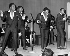 The Four Tops Vocal Quartet Motown Group 10x8 Glossy Music Photo Print Picture