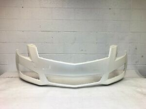 2013-2014 OEM cadillac ats (SEDAN ONLY) front bumper cover (white diamond) #5