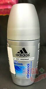 ADIDAS AntiPerspirant Roll On For Men Cool - Dry Protection 48 Hours 40 ml