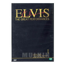 Elvis Presley - The Great Performances vol.1 DVD - (*New *Sealed *All Region)