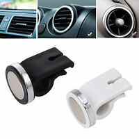 UNIVERSAL CAR AIR VENT PHONE HOLDER MOUNT STAND MAGNETIC FOR IPHONE LG SAMSUNG