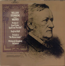 William Steinberg Conducts Wagner; LP (Capital Records) New/Sealed (Mint)