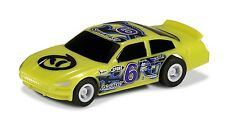 Micro Scalextric Green Stock Car 1:64 Scale HO Compatible Slot Car G2158